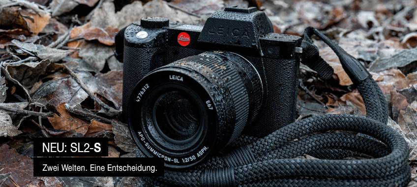 Leica SL2 S Kamera