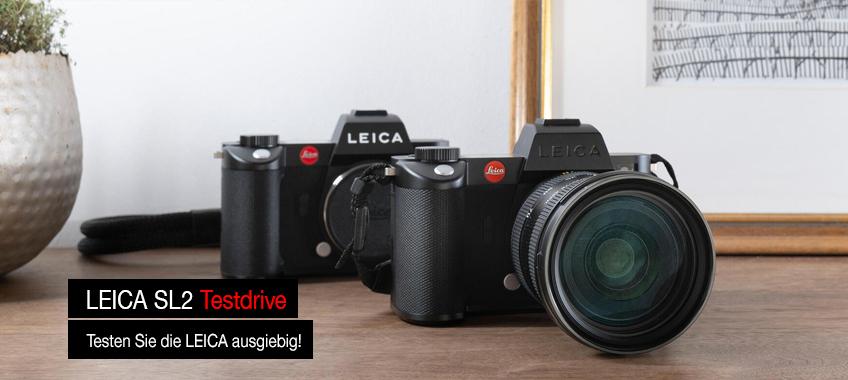 Leica SL2 Testdrive