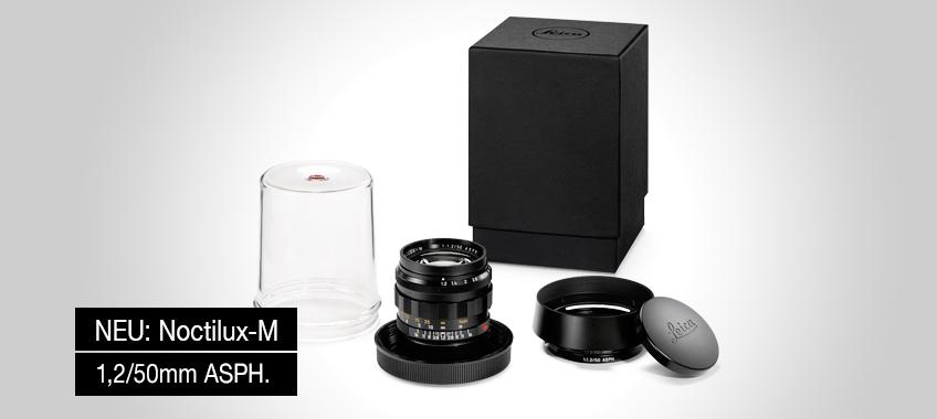 Noctilux M 1,2/50mm ASPH. Kit