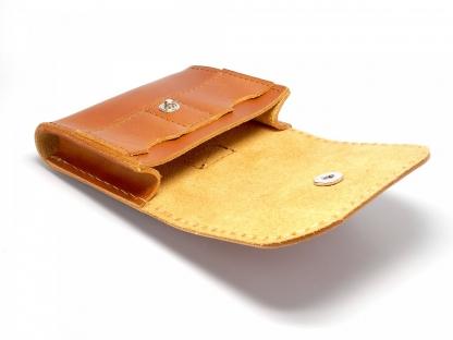 CHIEF MATE Akku-Tasche WIPER cognac