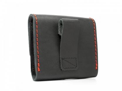 CHIEF MATE Akku-Tasche WIPER schwarz/rot