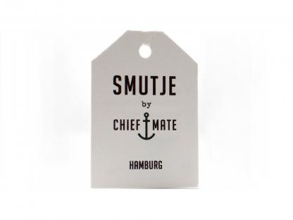 CHIEF MATE Leder-Tragriemen SMUTJE cognac