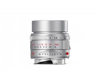 LEICA APO-Summicron-M 2,0/50mm ASPH. silbern eloxiert