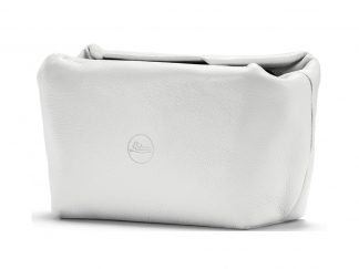 LEICA C-LUX Pouch leather white