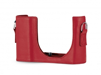 LEICA C-LUX Protector, Leather red