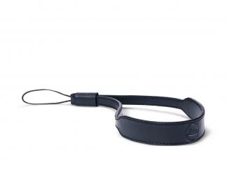 LEICA C-LUX wrist strap, leather blue