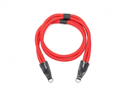 LEICA Double Rope Strap by COOPH, rot, 126cm