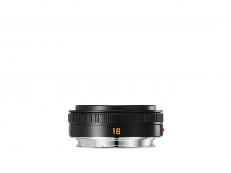 LEICA Elmarit-TL 2,8/18mm Asph. schwarz
