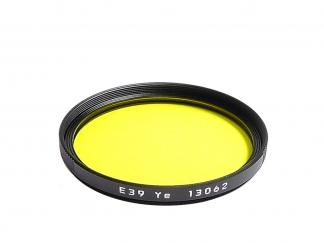 LEICA Filter E39 gelb