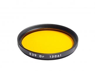 LEICA Filter E39 orange
