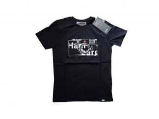 LEICA HAMBURG T-Shirt schwarz, Größe: M