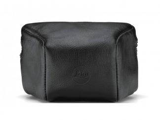 LEICA M Pouch Leder schwarz gr. Vorderteil