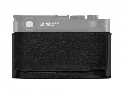 LEICA M10/M10-P Protektor Leder schwarz