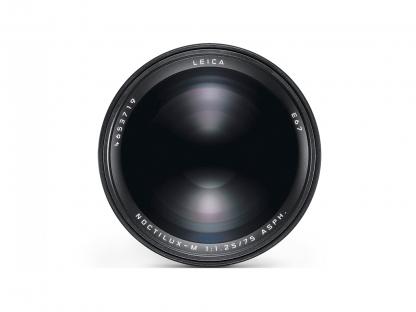 LEICA Noctilux–M 1,25/75mm ASPH.