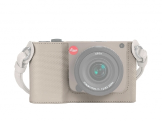 LEICA Protector TL, leather cemento