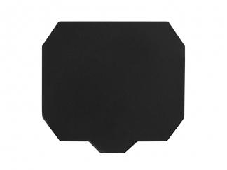 LEICA Q-Cap schwarz eloxiert