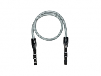 LEICA Rope Strap by Cooph, gray, 126cm, SO