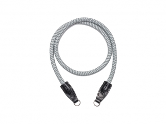 LEICA Rope Strap by Cooph, gray, 126cm