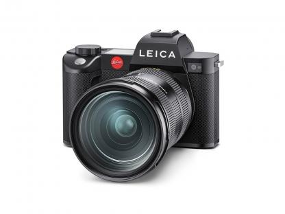 LEICA SL2 + Vario-Elmarit-SL 2,8/24–70mm ASPH. + M-Adapter L