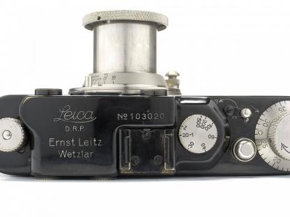 LEICA Standard (Modell E) Conversion