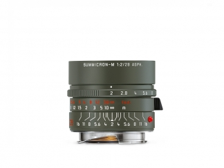 """LEICA Summicron-M 2,0/28mm ASPH. """"Safari"""""""
