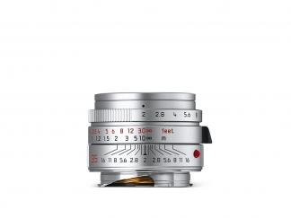 LEICA Summicron-M 2,0/35mm ASPH. silbern eloxiert