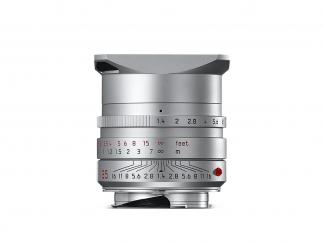 LEICA Summilux-M 1,4/35mm ASPH. silbern eloxiert
