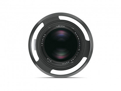 LEICA Summilux-M 1,4/50mm ASPH. schwarz verchromt