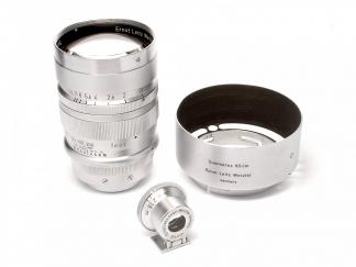 LEITZ Summarex-M39 1,5/85mm Set
