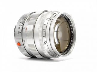 LEITZ Summilux-M 1,4/50mm chrom 1. Version