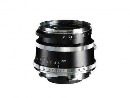 Voigtländer 2,0/28mm Ultron Typ I VM ASPH.