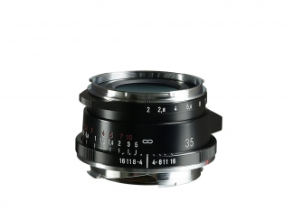 Voigtländer 2,0/35mm Ultron II ASPH. VM schwarz