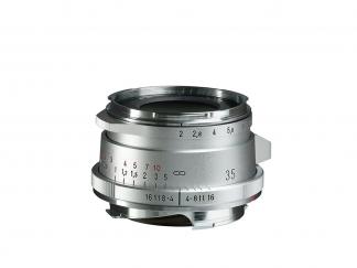 Voigtländer 2,0/35mm Ultron II ASPH. VM silber
